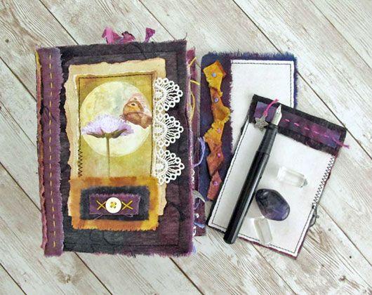 Creative Art'n'Soul Journaling | Linda Matthews: Online ...