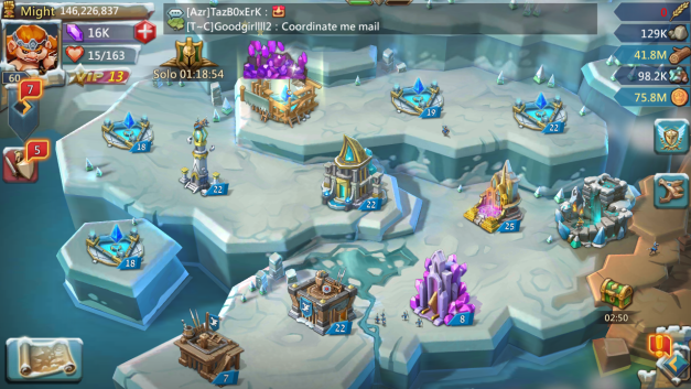 #LordsMobile #Building #Guide (With images) | Lords mobile