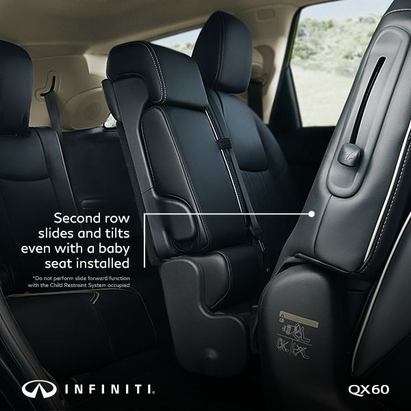 Smart Seating For Seven 2019 Infiniti Qx60 Best Suv Lexus Suv Buick Envision