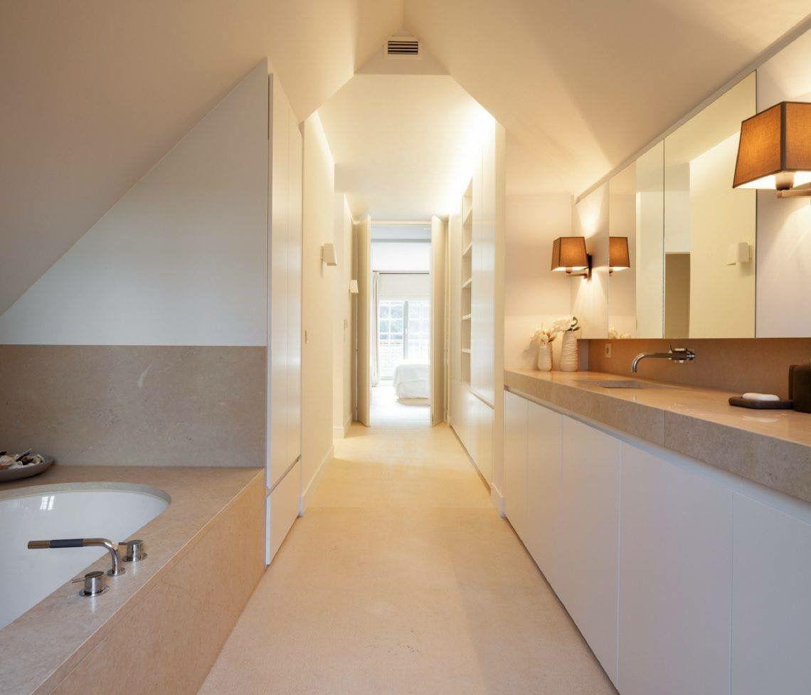 Pin Van Eline Van Dieren Beugelink Op Bathrooms Droombadkamers Badkamer Makeover Badkamer Modern