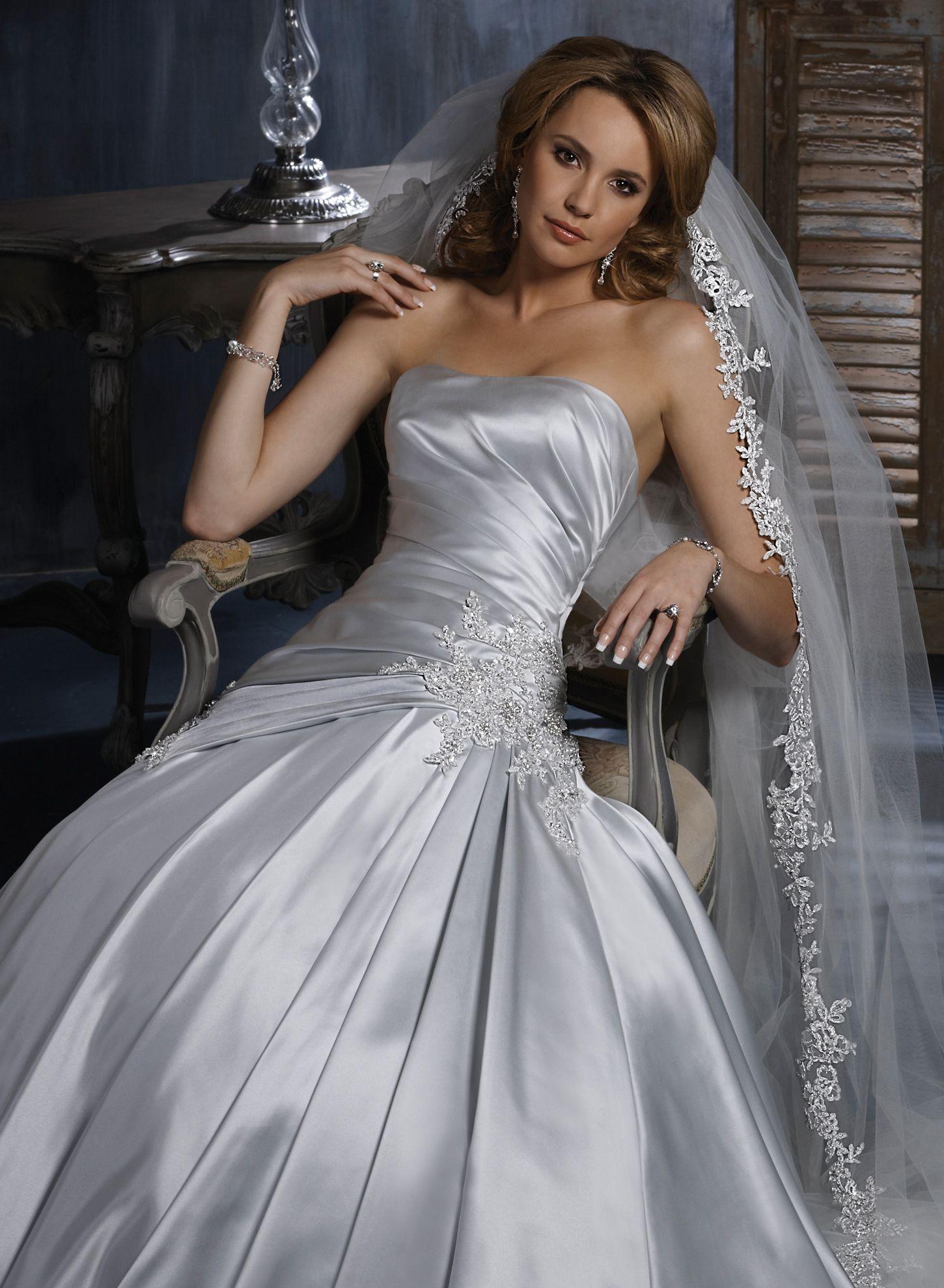 Maggie Sottero Wedding Dresses in 2020 Silver wedding