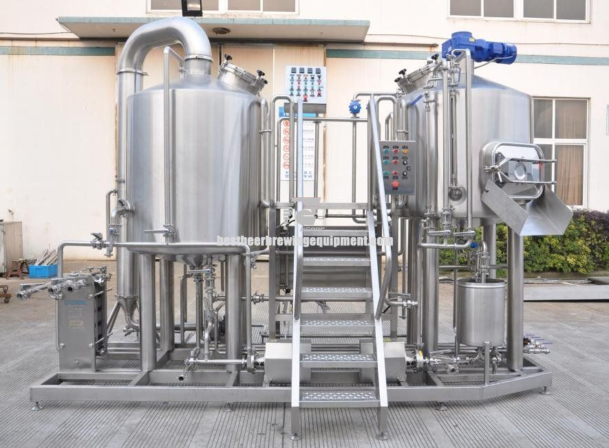 400L (4HL) Nano Brewery System For Sale / Nano brewery