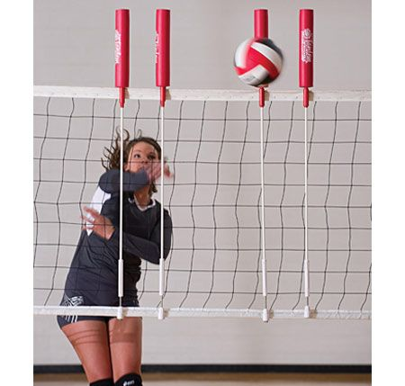 Quad Blocker Midwest Volleyball Warehouse Volleyball Workouts Volleyball Training Volleyball Equipment