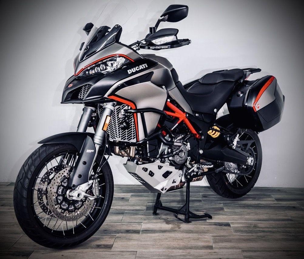 Detail kradené motorky Yamaha XTZ 750 SuperTenere