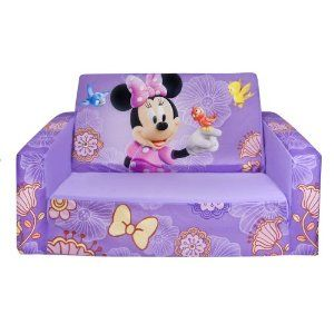 Exceptional Marshmallow Fun Furniture Flip Open Sofa   Minnie By Marshmallow Fun  Furniture. $49.99. Includes