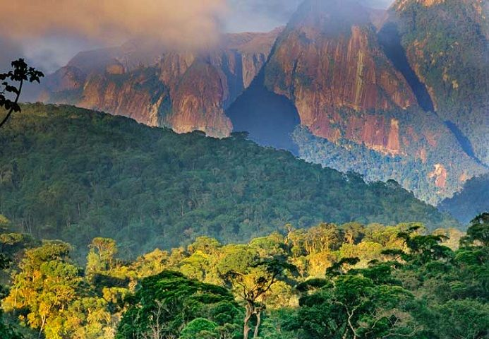 Brazil - Visit the Serra dos Orgaos National Park which contains over 118 sq km of mountainous terrain perfect for treks.