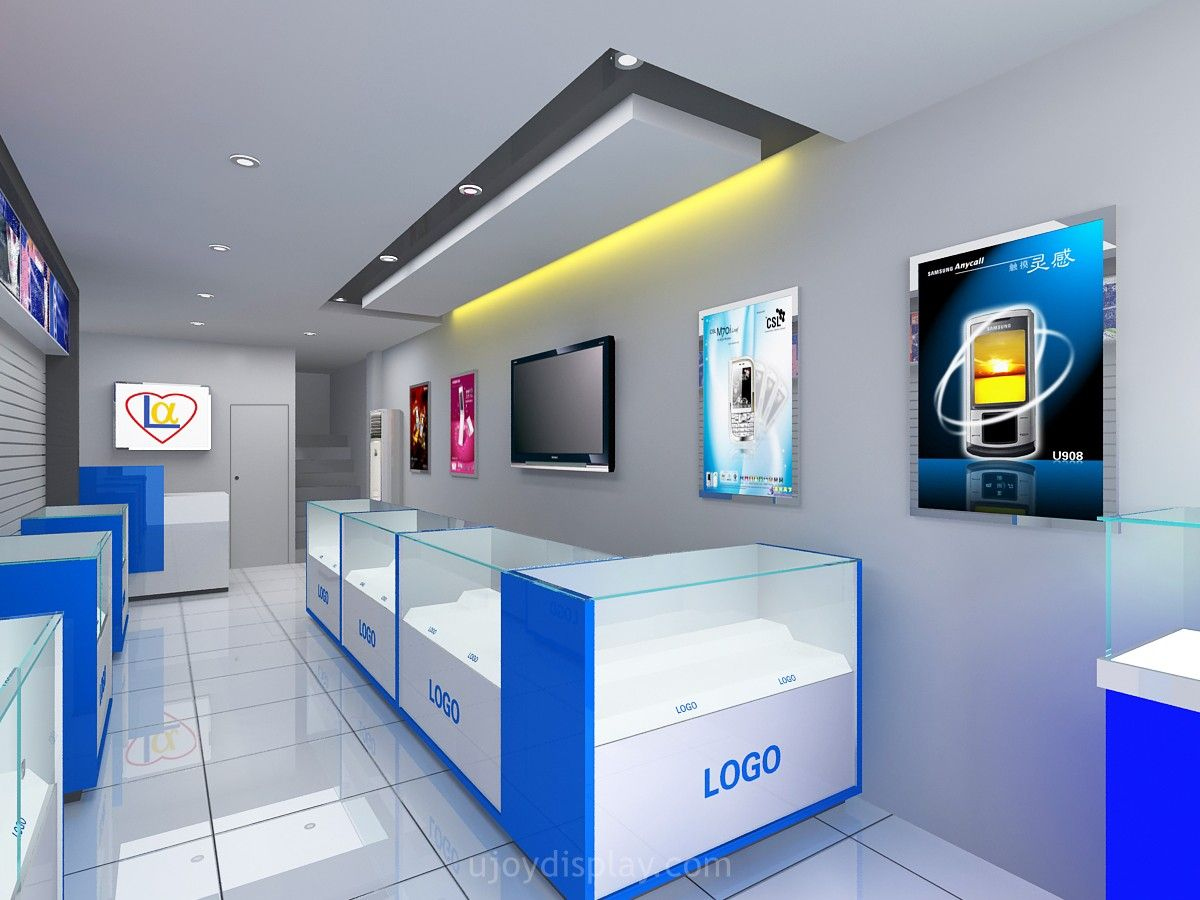 cellphone-shop-display-ujoydisplay-28.jpg (1200×900) | Tech Store ...