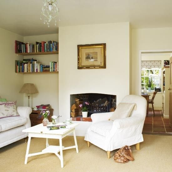 Nice Readeru0027s Homes And Essential Decorating Inspiration From Ideal Home. Ideas  For Country Style Homes And Cosy Country Cottage Style Living.