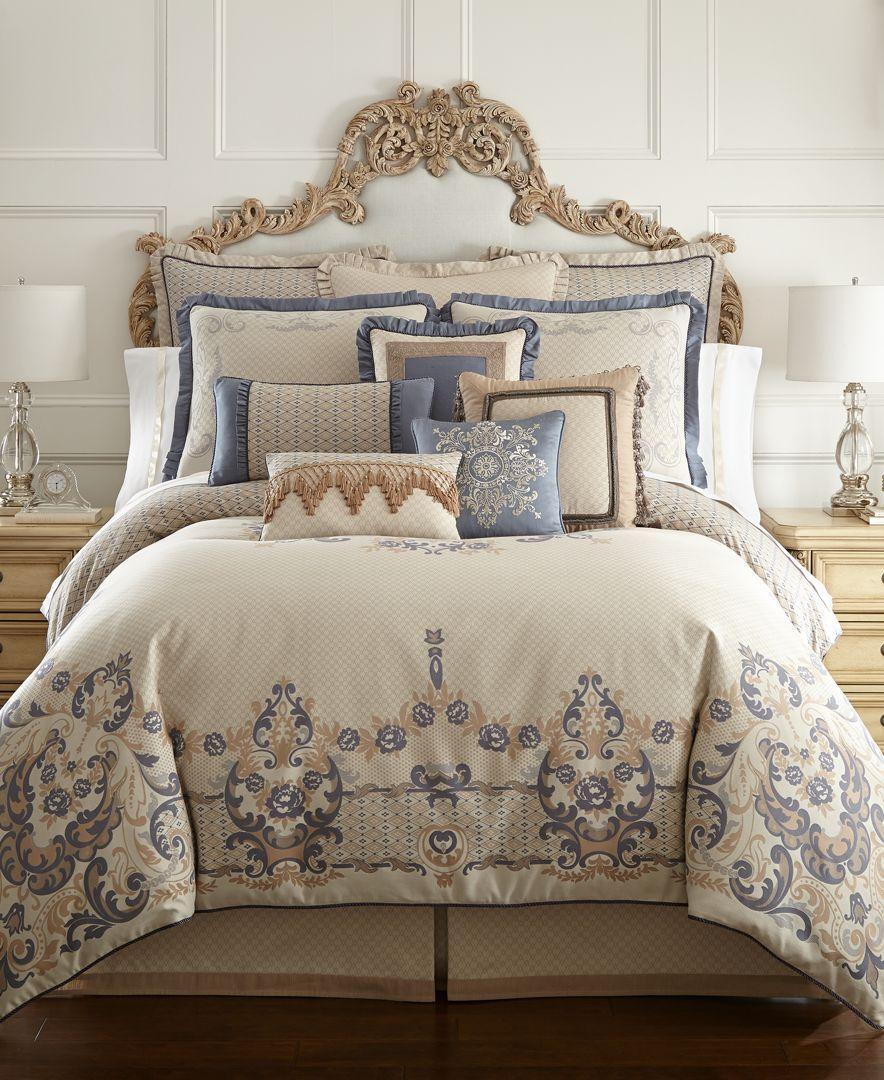 Waterford Folie Queen Comforter