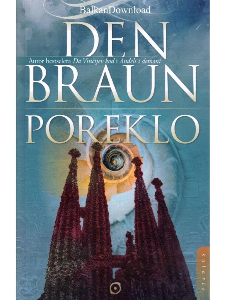 Den Braun Poreklo.pdf Free ebook download as PDF File
