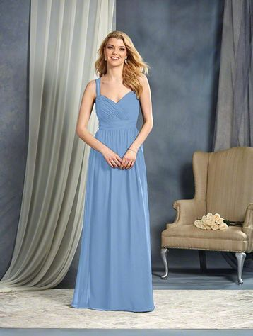 Alfred Angelo Bridesmaid Dress 7364 L In Chiffon At Weddington Way Find The