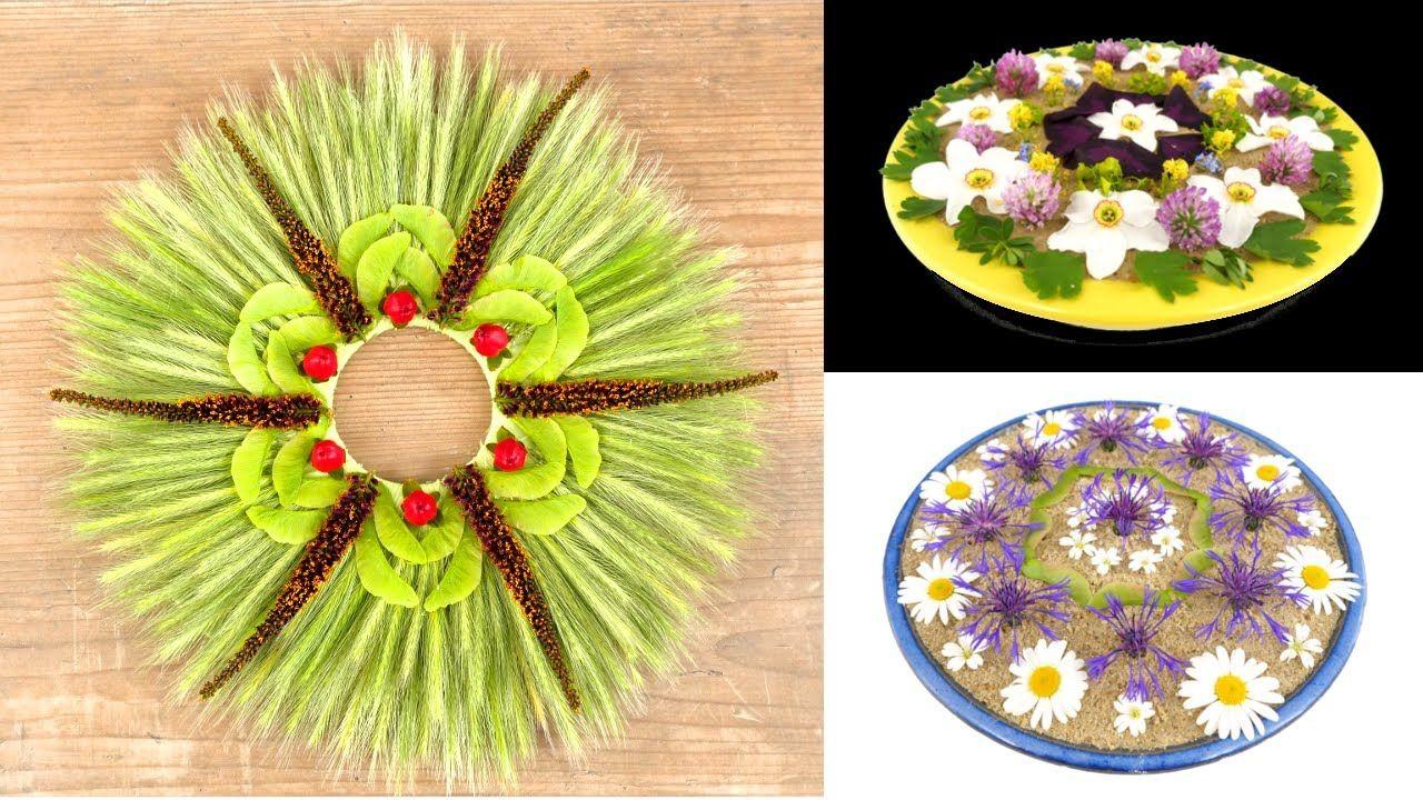 Easy Diy Flower Decor Ideas Part 4 In 2020 Flower Decorations