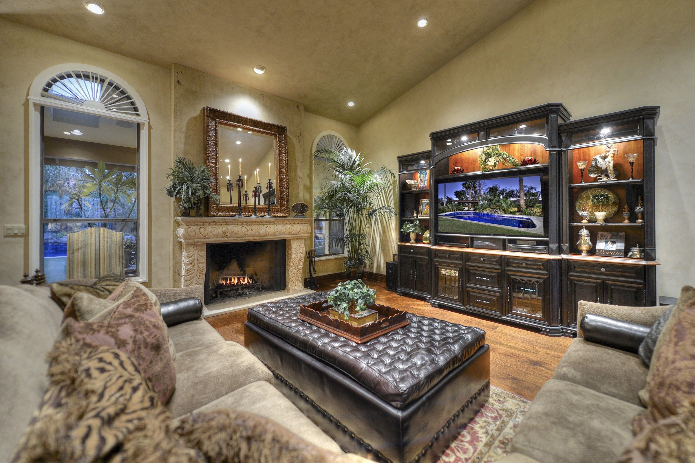 45++ Living room entertainment center with fireplace ideas