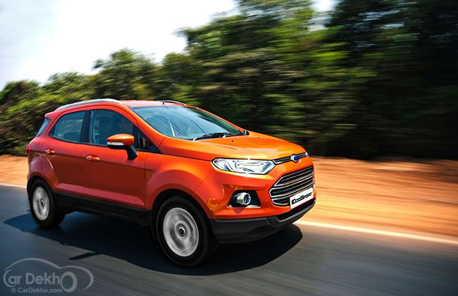 Australia To Drive Made In India Ford Ecosport Ford Ecosport