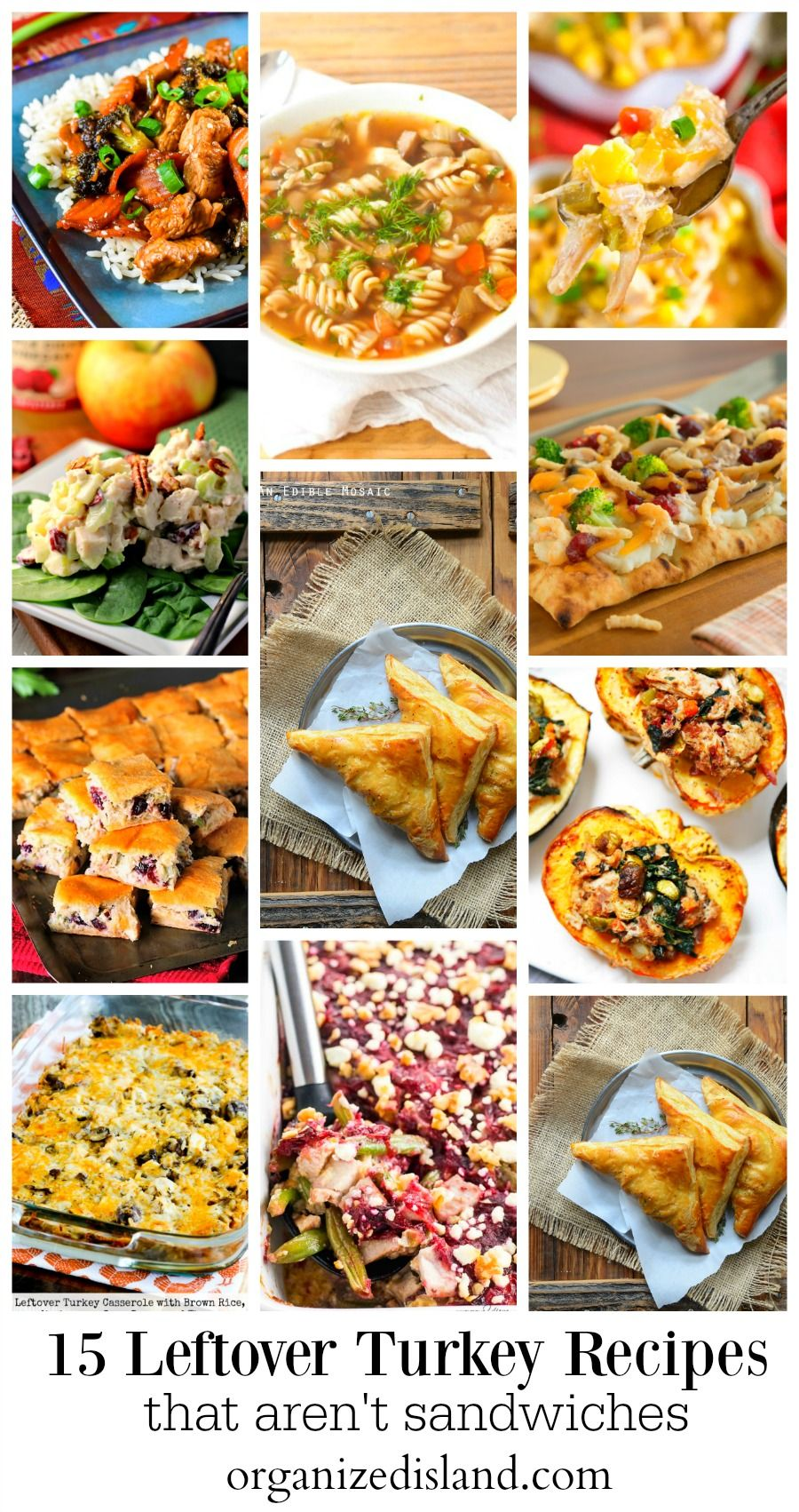 15 Ideas For Leftover Turkey 15 Ideas For Leftover Turkey new picture