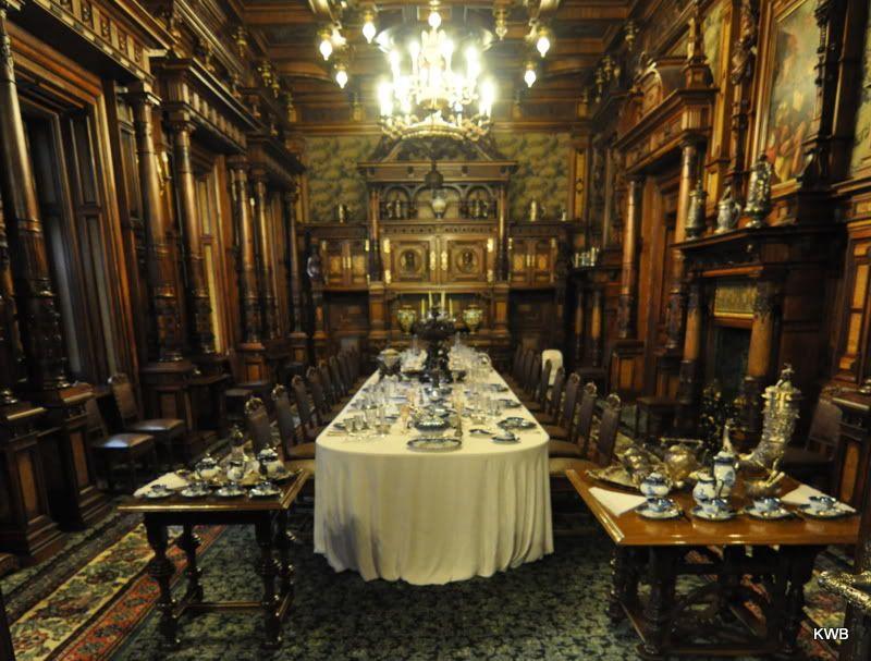 Photo Essay Inside Castle Peles