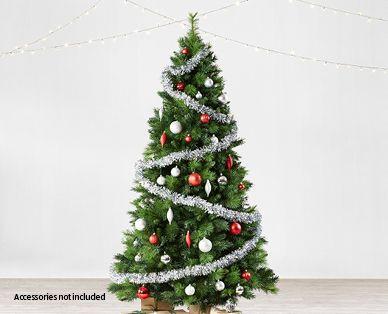 213cm 7ft Newport Christmas Tree Aldi Australia Christmas Decorations Christmas Tree Holiday Decor