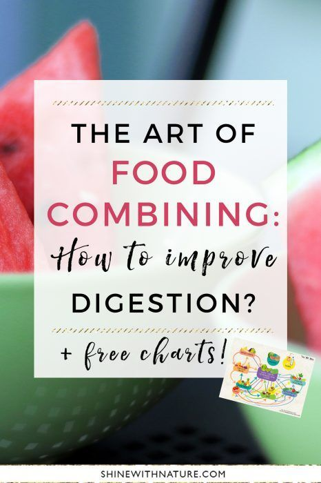 The art of food combining improve your digestion food combining the art of food combining improve your digestion forumfinder Choice Image