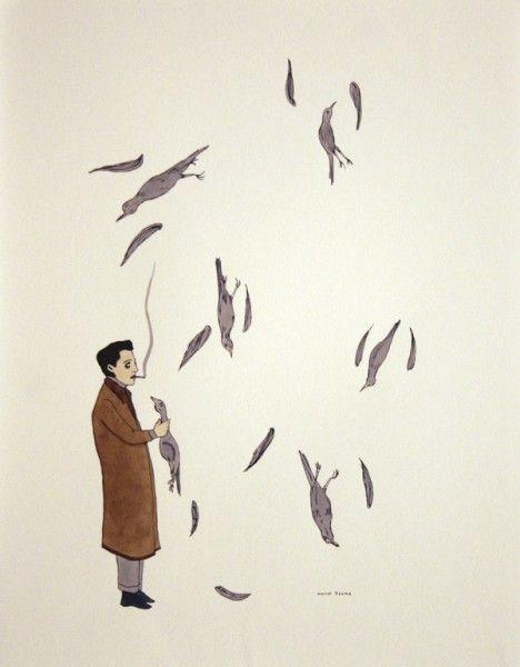 Marcel Dzama, Untitled, 2004