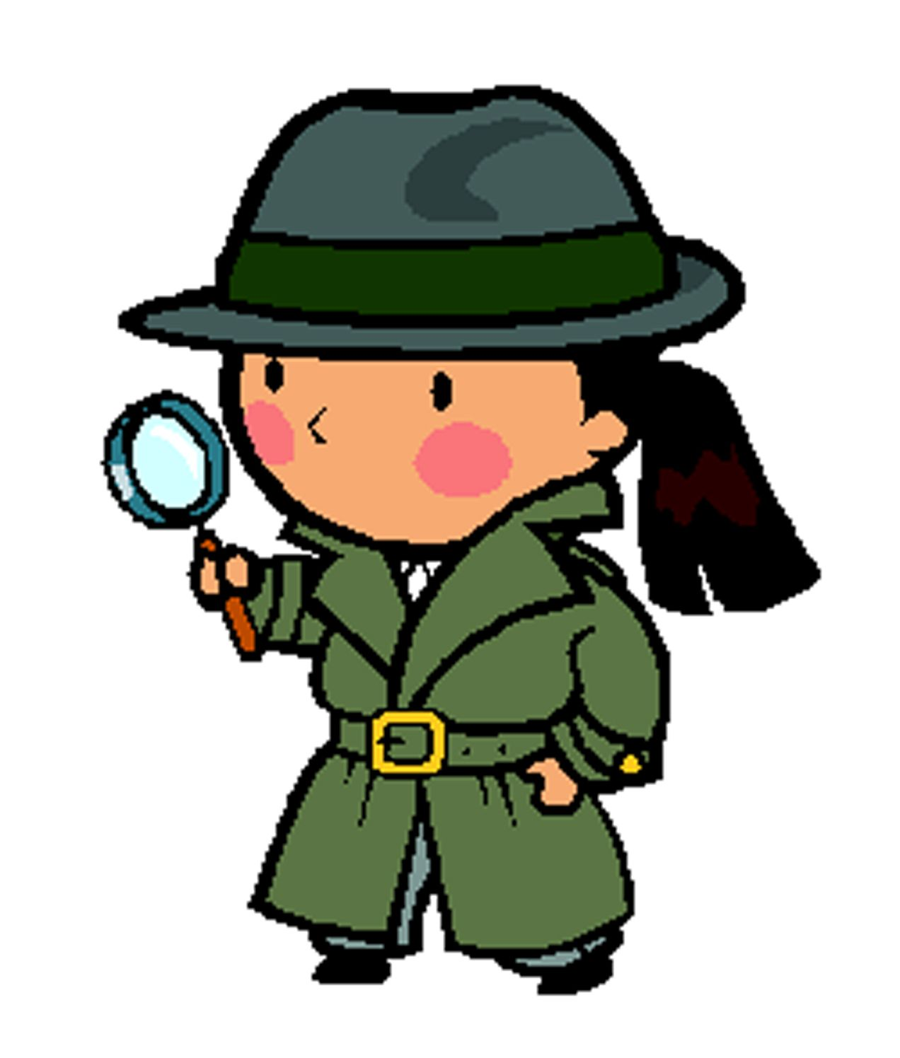 Learn to be a doggie detective! http://www.be-a-tree.com ...