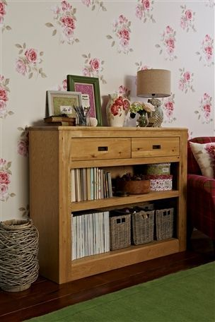 Buy Hudson Console Bookcase from the Next UK online shop