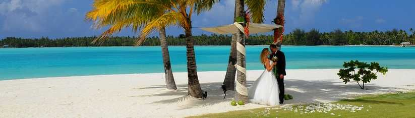 St Regis Bora Beach Wedding