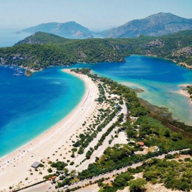 Turkey Country Beaches