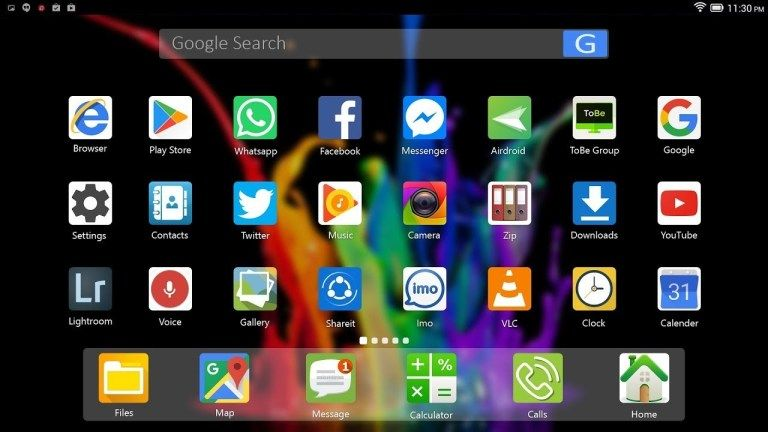 what is the fastest android emulator for pc