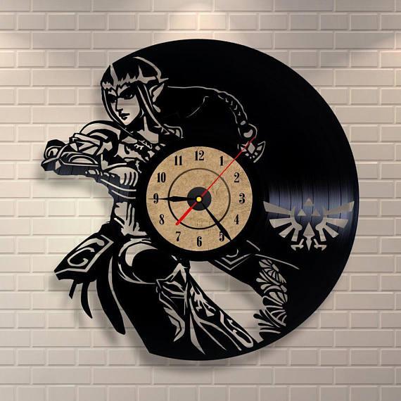 This Item Is Unavailable Vinyl Record Clock Clock Record Clock