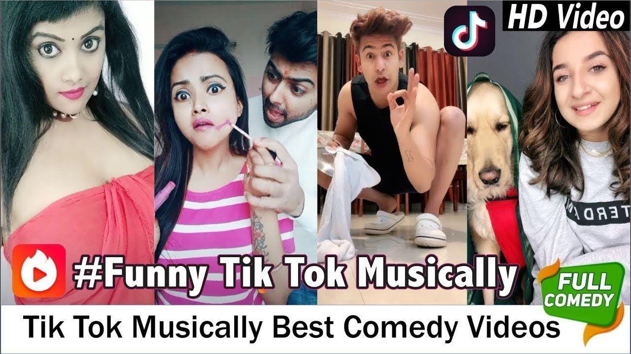 Most Famous Tiktok Video Song On Bangladesh Best Funny Tiktok Video Best Comedy Videos Funny Video Clips Best Funny Videos