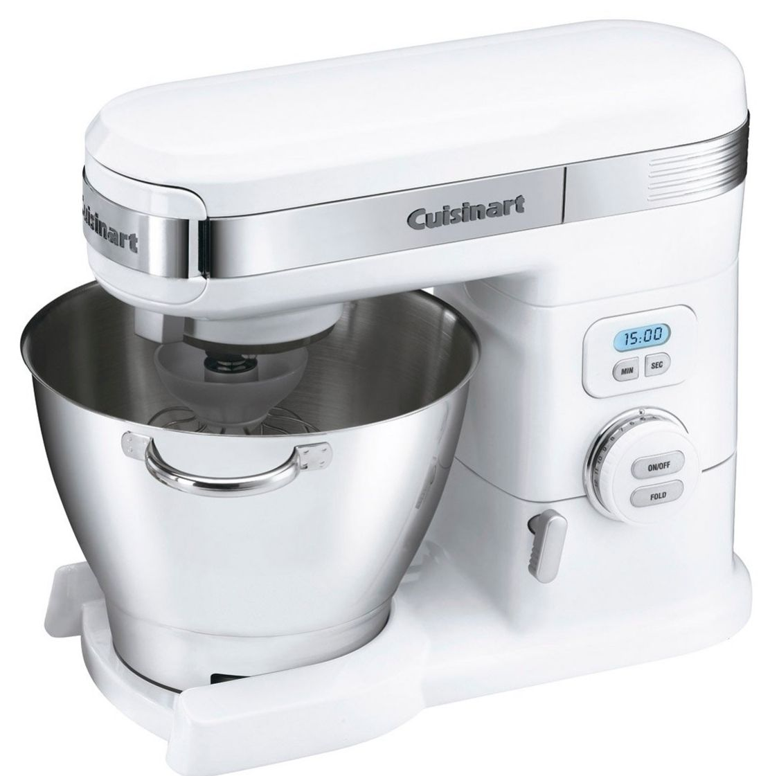 Why Stand Around Stirring When You Can Go Mingle And Let This Mixer Do The Work For You Try This One By Cuisinart Cuisinart Mixer Stand Mixer Reviews