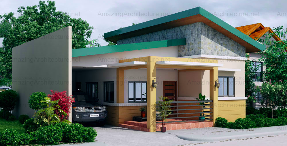 Sabrina – One Storey Single Attached | One storey house ...