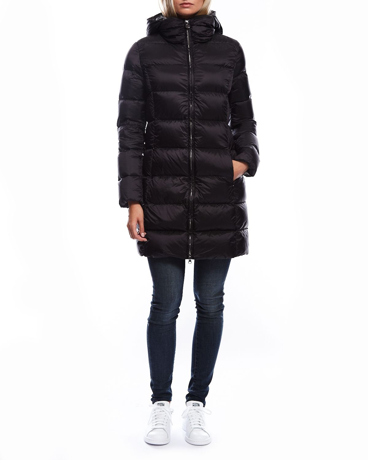 Colmar 2221 Ladies down jacket black | Style | Pinterest ...
