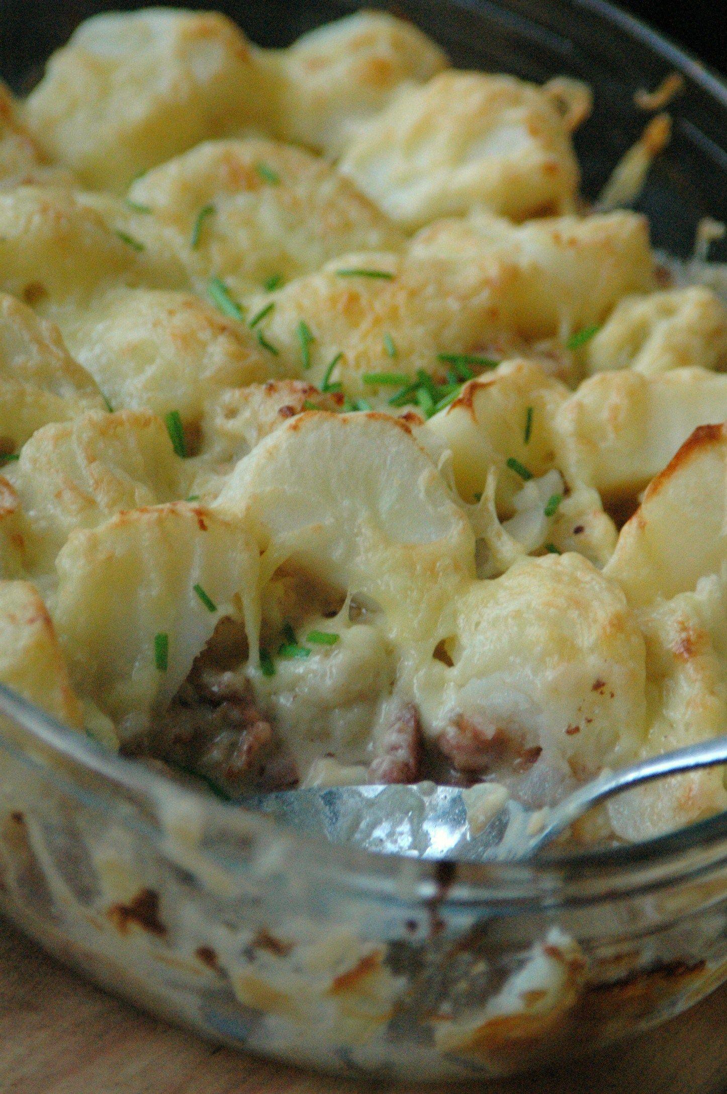 aardappel anders ovenschotel