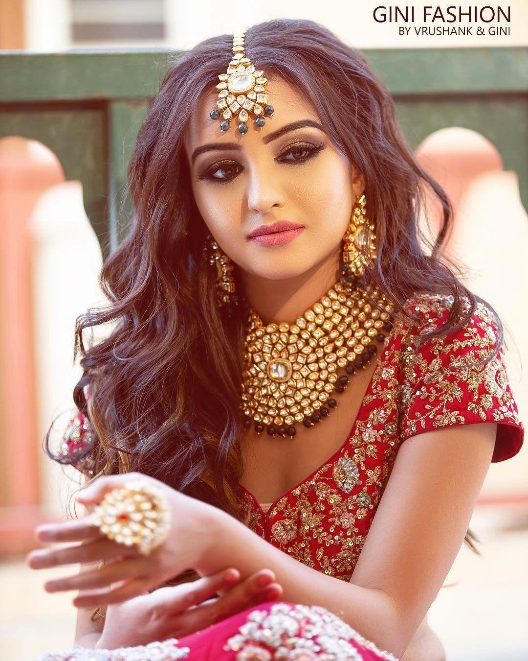 Pinterest Snehanair Indian Bride Makeup Indian Wedding Night Indian Bridal Makeup