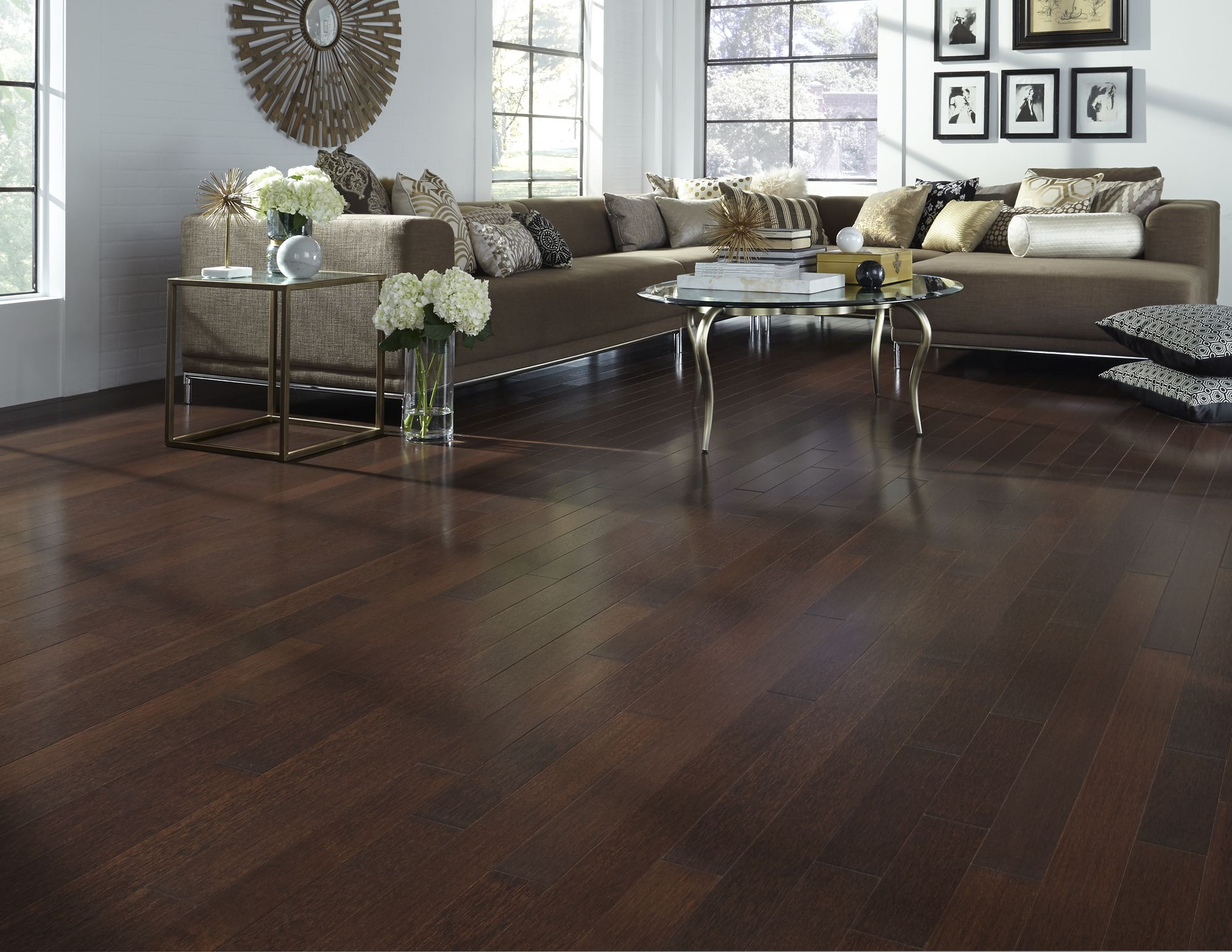 Tudor Brazilian Oak Will Fill Any Room With Elegance Solid Hardwood Floors House Flooring Oak Lumber