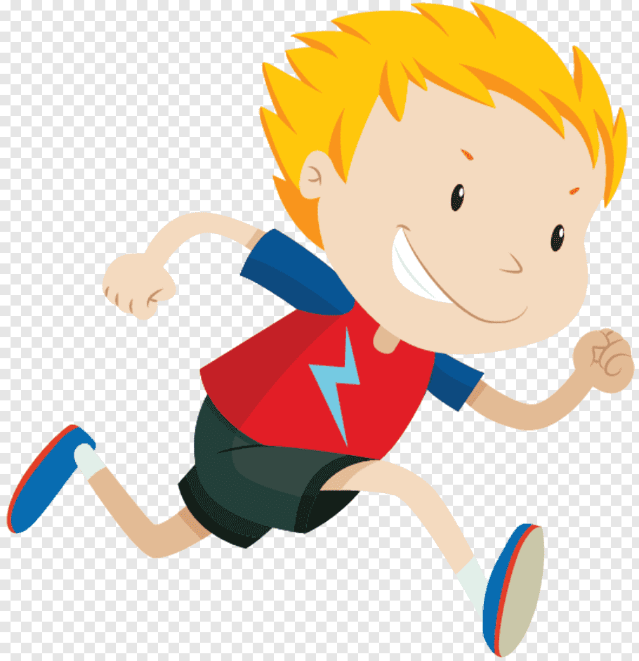 Child Running 2018 Marathon Cartoon Fun Playing Sports Happy Free Png Running Illustration Running Cartoon Cartoons Png