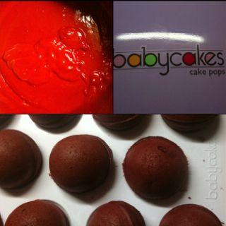 Babycakes cake pops  !!