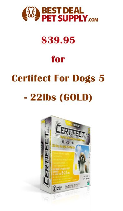 Best Deal Pet Supply is offering Certifect For Dogs 5