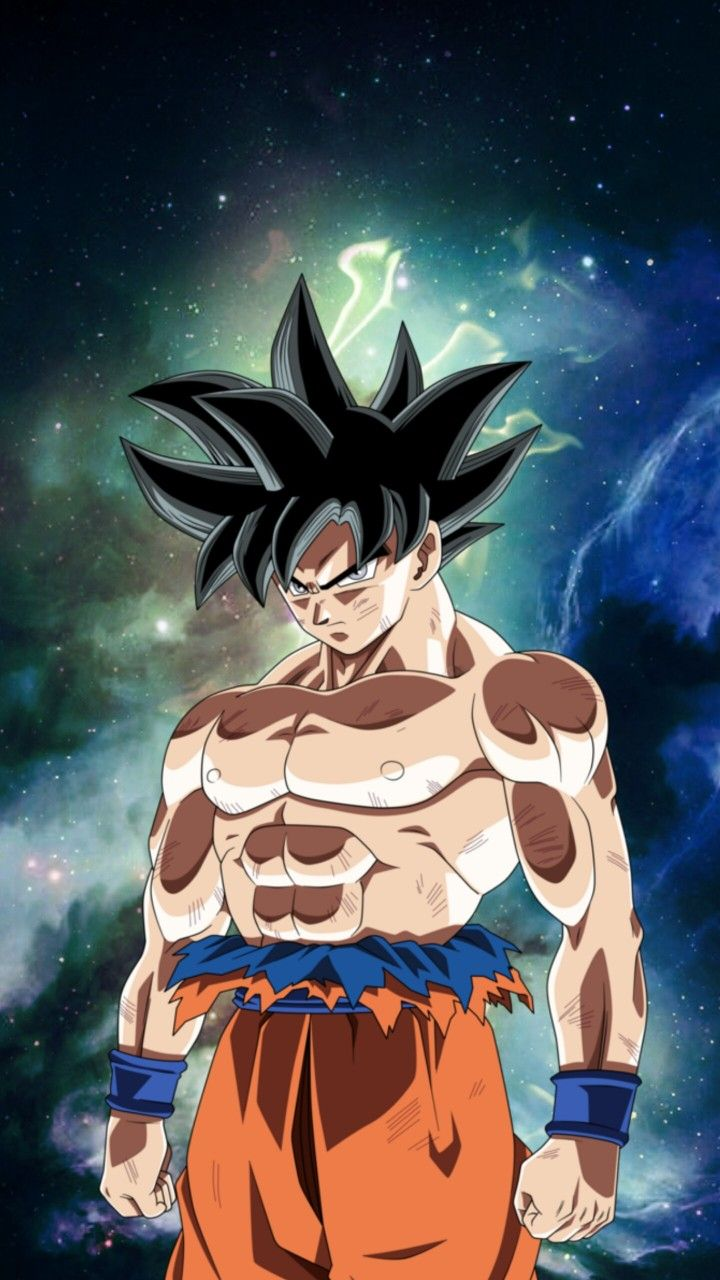 Pin by Vel on Goku wallpaper in 2020 Goku wallpaper