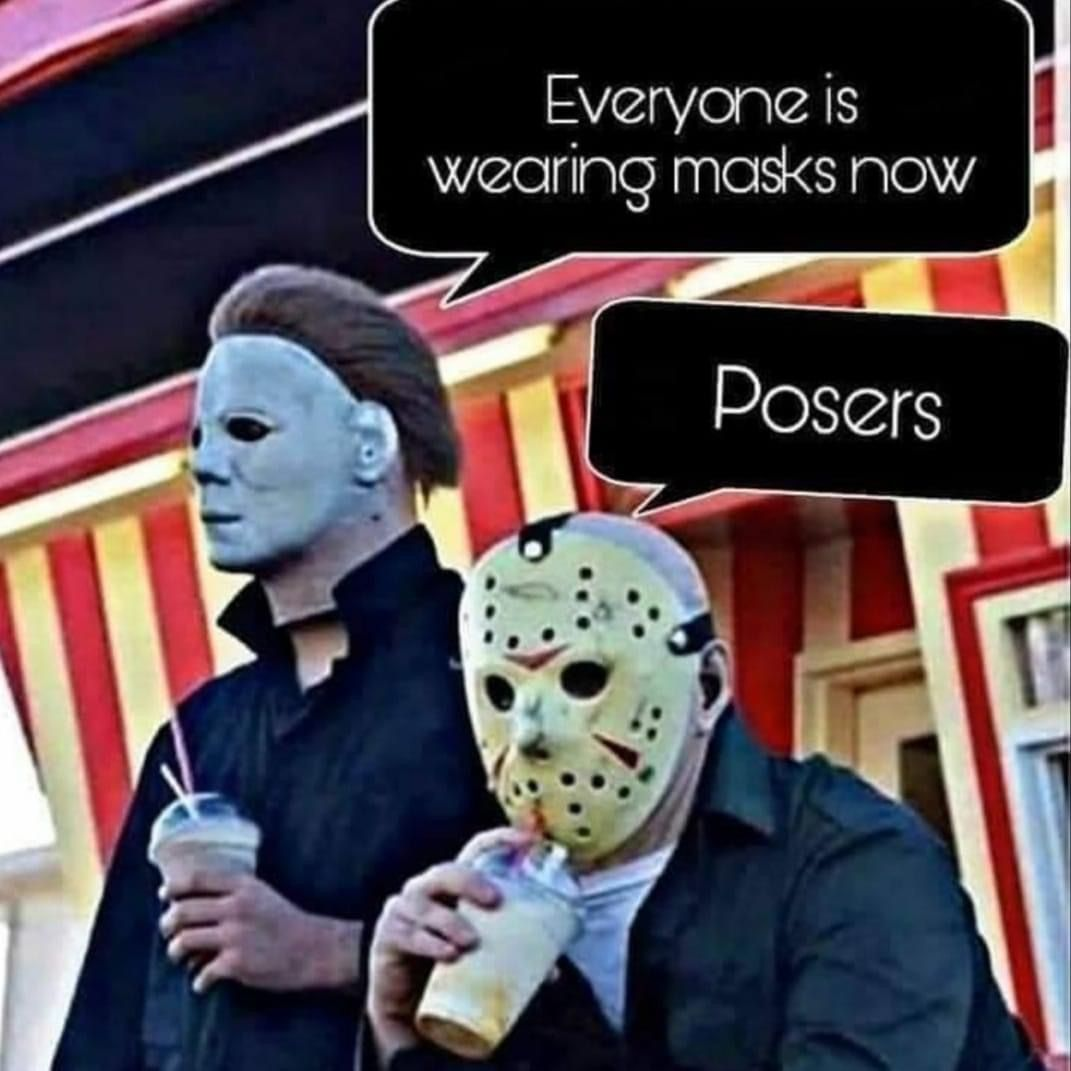 Horror in 2020 Funny pictures, Funny memes, Funny