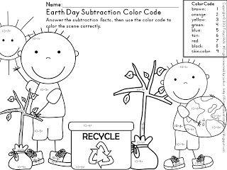 Earth Day Worksheet Kindergarten Pinterest Worksheets