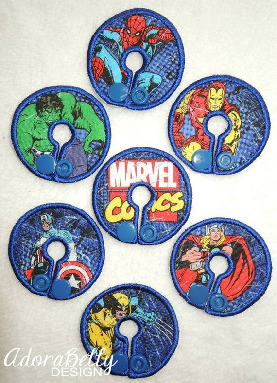 Marvel Gtube Pads G Tube Covers Mic-Key Mickey by AdorabellyDesign