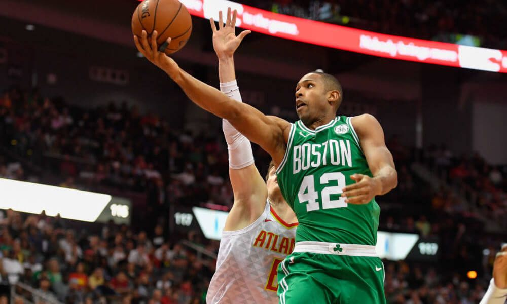Celtics Rule Al Horford Out Against Lakers With Concussion