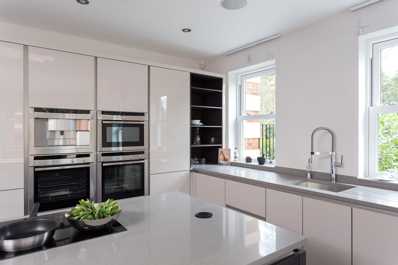 Nolte kitchens cocinas blancas y cocinas - Nolte cocinas ...
