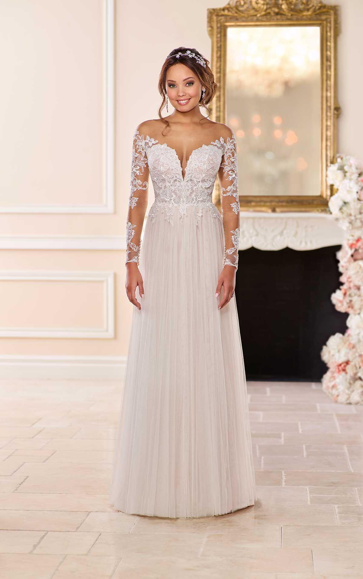 Bold and boho lace wedding dress weddings pinterest wedding
