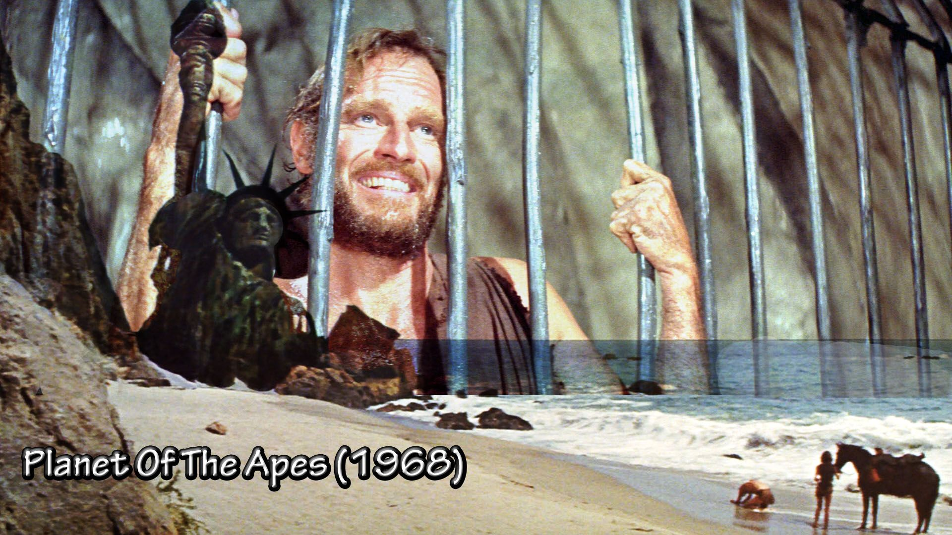 Planet Of The Apes 1968 Planet Of The Apes Classic Movies