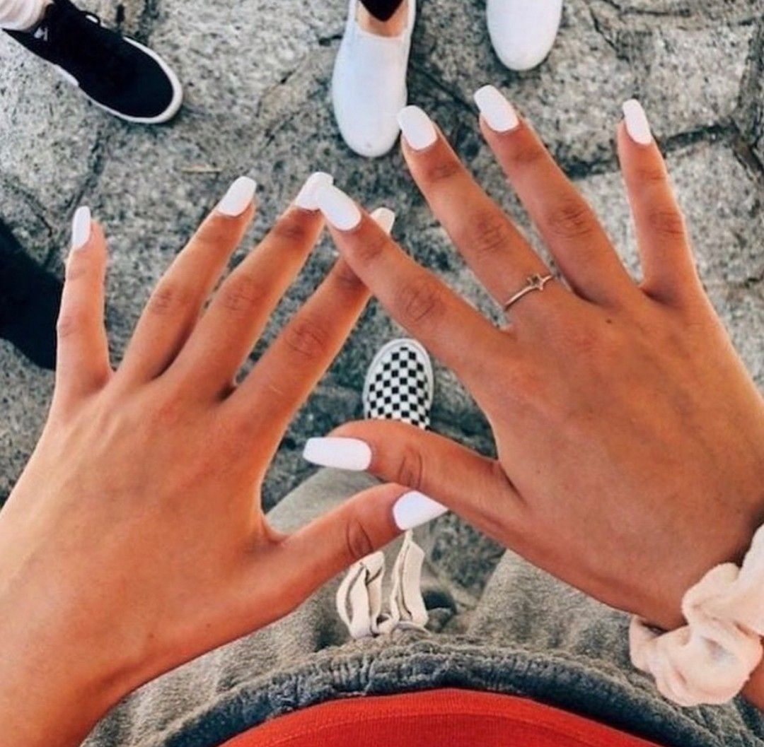 Pin by lilll on Nails&hair | Cute nails, Nails inspiration ...