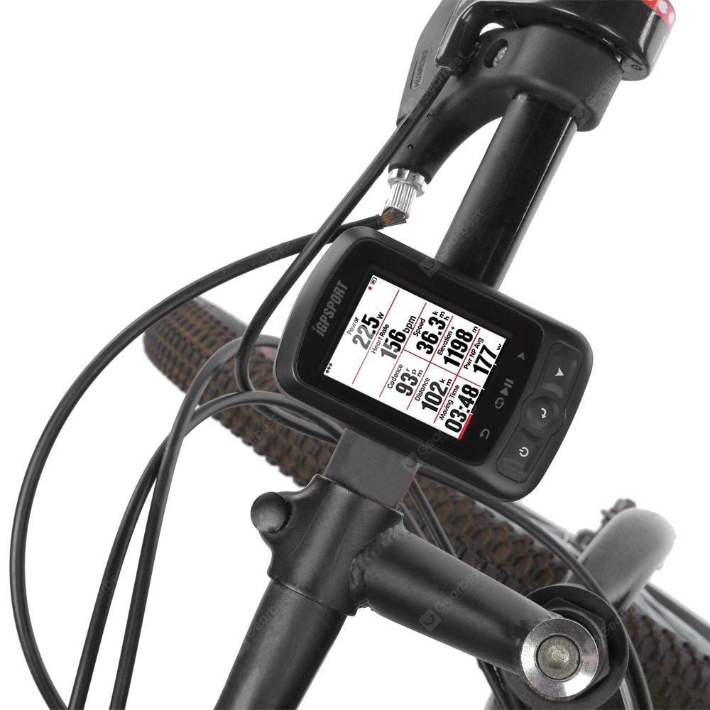 Buy Igpsport Igs618 Bluetooth Wireless Gps Cycling Computer Sale