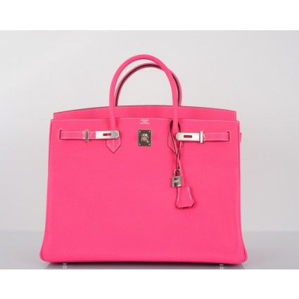 A Hot Pink Kelly Birkin To Be Honest I M Not Even Sure Why But Long For Bright Hermes Bag Did Mention